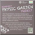 NT2475 : Herbology Physic Garden Project by M J Richardson