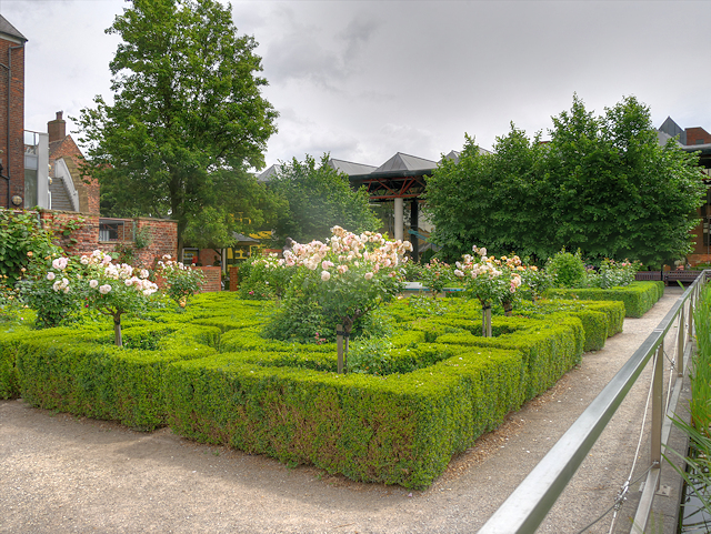 Peace Garden, Hull Museum Quarter