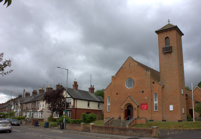 St Columba Catholic Church, Chesham