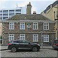 ST5872 : Bristol: part of the Merchant Venturers' Almshouses by John Sutton