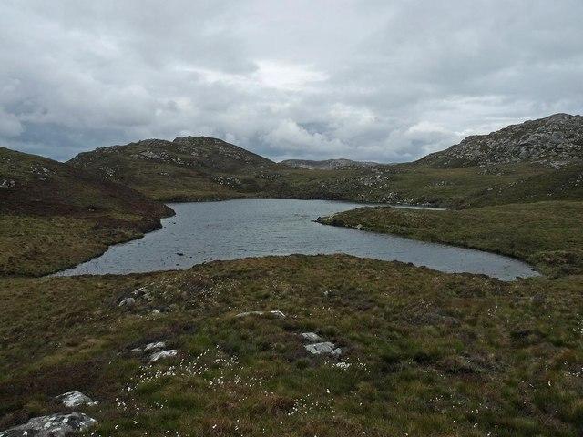 Loch na h-Airigh, Isle of Lewis