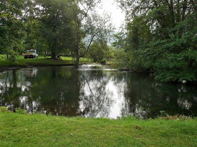 Bakewell -River Wye