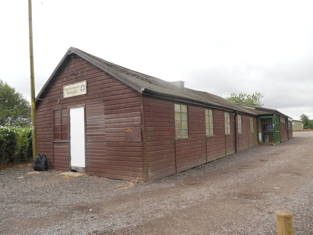 Scout Group Headquarters, Prestwood