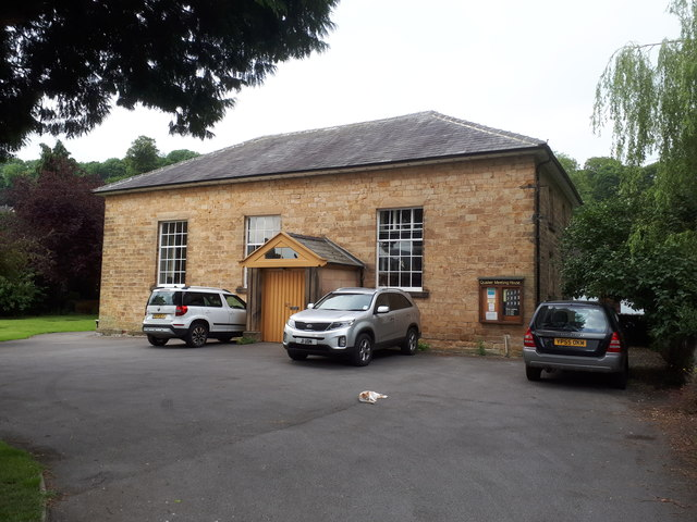 Bakewell-Society Of Friends Meeting House