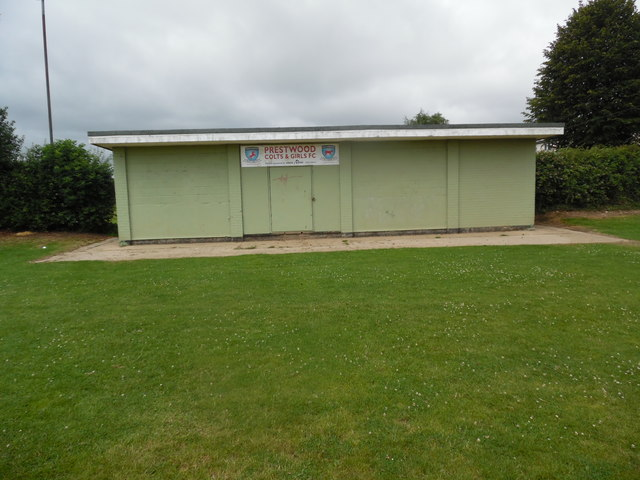 Football Club Changing Rooms, Prestwood