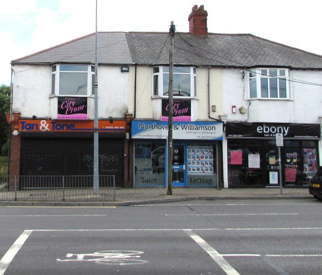 Northover & Williamson, Newport Road, Rumney, Cardiff