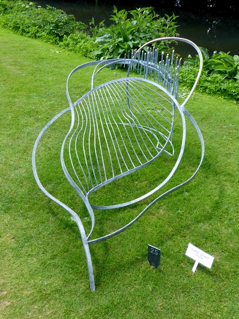 Sculpture at the Fresh Air Sculpture Show 2017