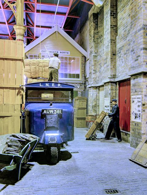 Cottingham North Goods Yard, Streetlife Museum of Transport
