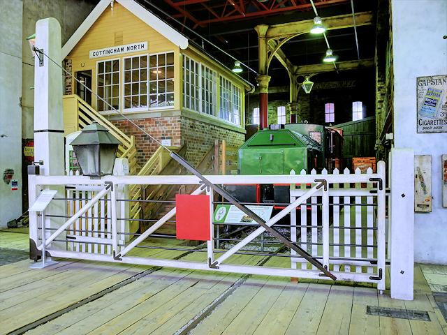 Cottingham North Level Crossing, Streetlife Museum of Transport