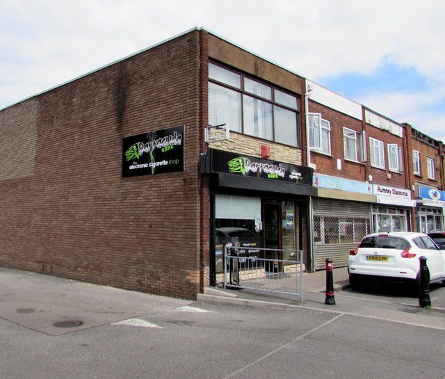 Barracuda Vape, Newport Road, Rumney, Cardiff