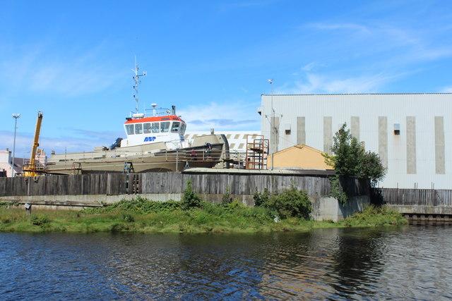 Noble's Shipyard, Girvan