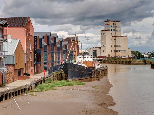 River Hull and the Arctic Corsair