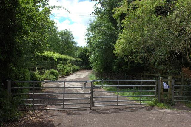 Hockeridge Bottom path