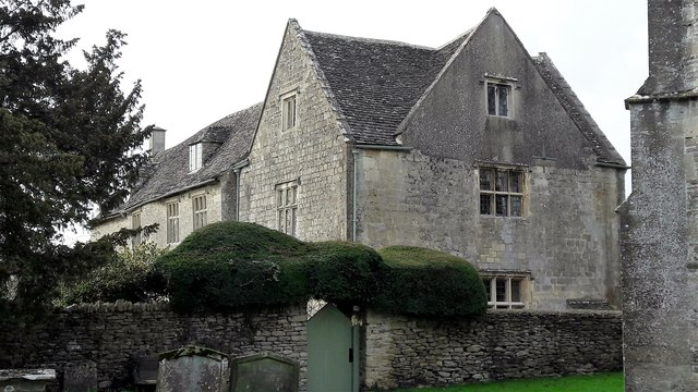 Manor House, Somerford Keynes