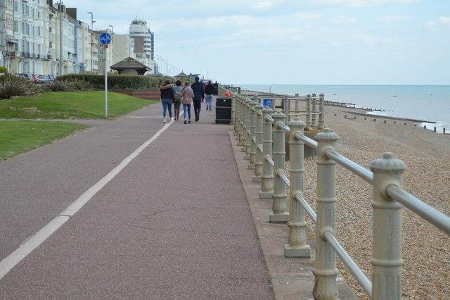 Promenade, West St Leonards
