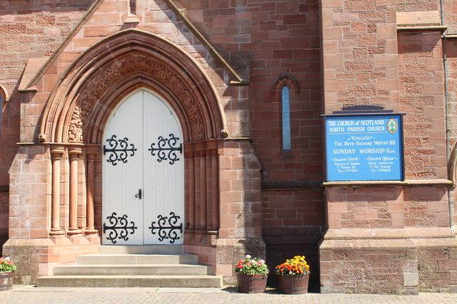North Parish Church, Girvan
