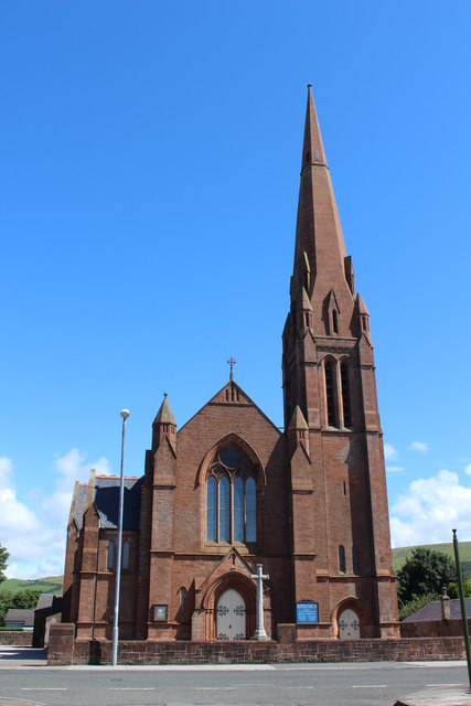 North Parish Church, Girvan