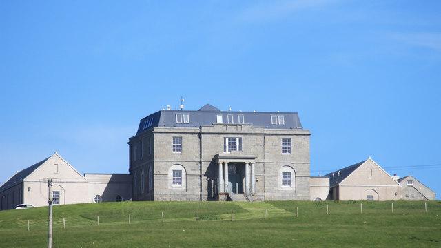 Symbister House