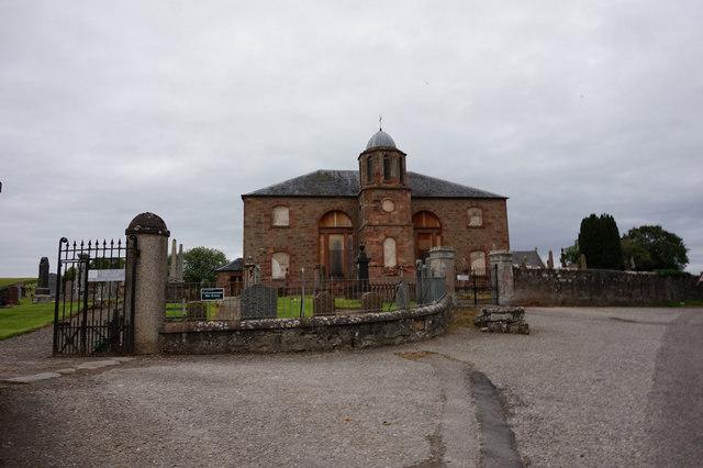 Old Rosskeen Parish Church