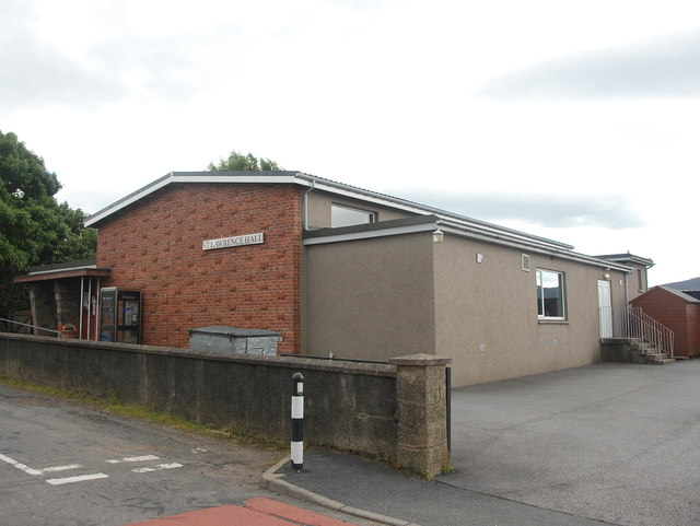 St Lawrence Community Hall, Old Rayne