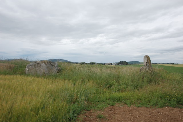 Candle Hill recumbent stone circle