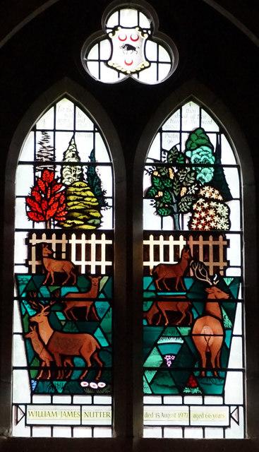 Holy Trinity Church, Wentworth
