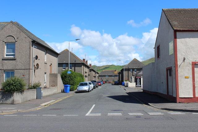 Maxwell Street, Girvan