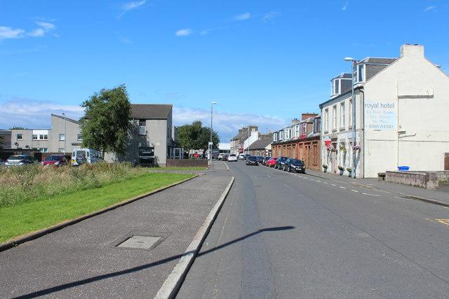 Montgomerie Street, Girvan