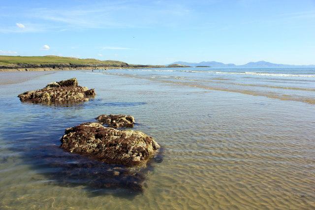 Rock Pool in Bae Aberffraw