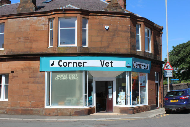 Corner Veterinary Centre, Girvan
