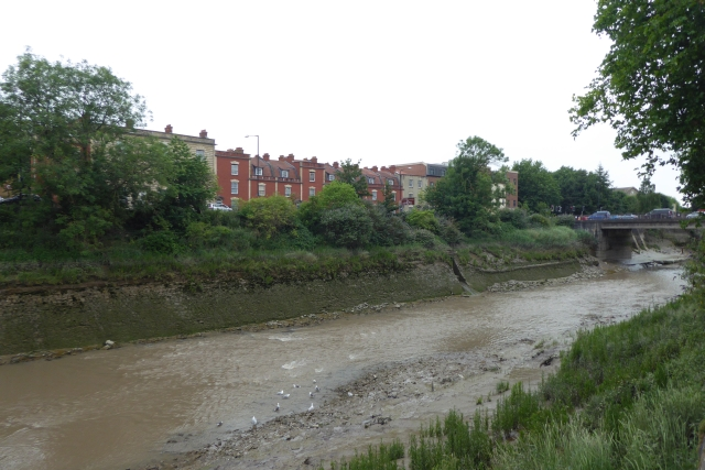 Avon from Clarence Road