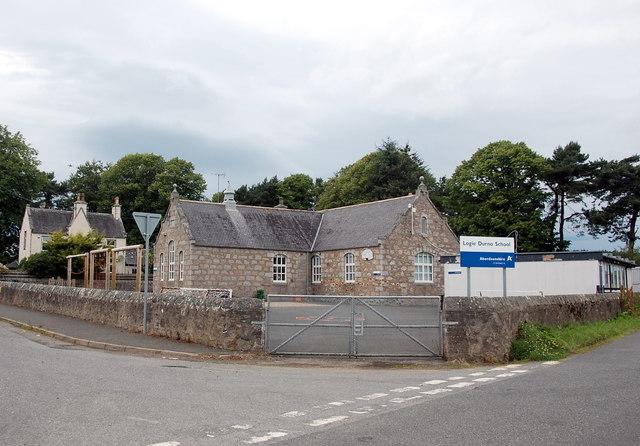 Logie Durno School