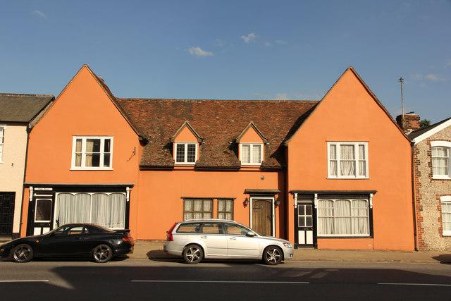 Former Blythe's Grocers, Hall Street