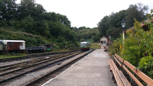 Norchard Station, Forest of Dean