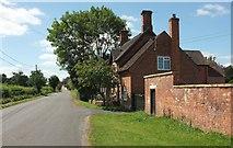 SO8845 : Keeper's Cottage, Croome by Derek Harper