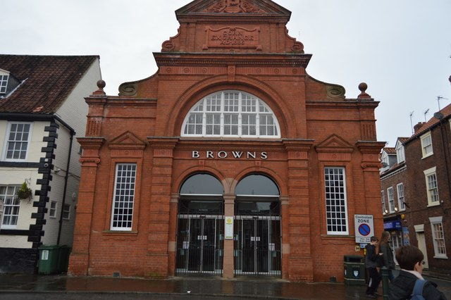 Browns (The Former Corn Exchange)