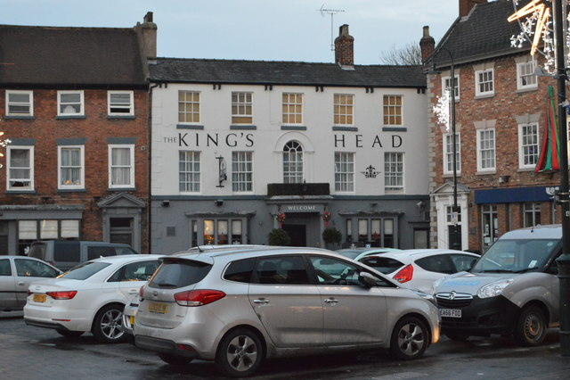 The Kings Head, Saturday Market