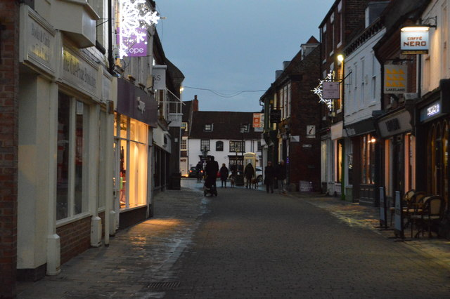 Butchers Row