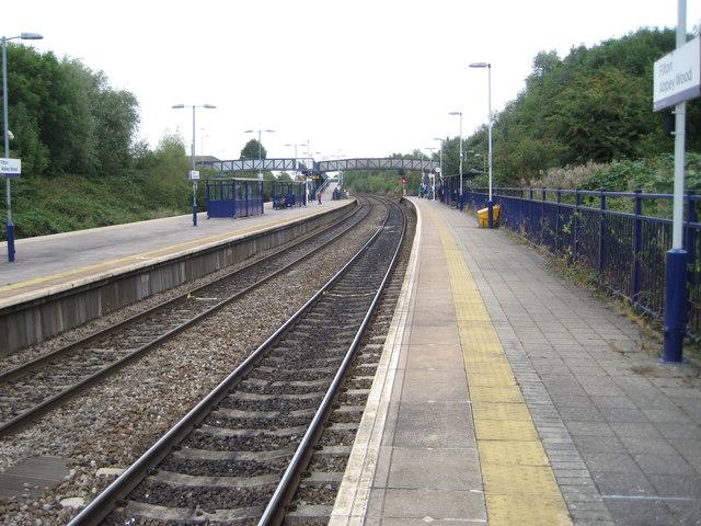 Filton Abbey Wood railway station, Bristol