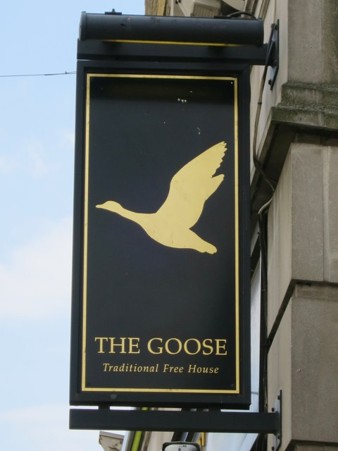 The Goose sign
