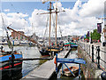 TA0928 : Hull Marina by David Dixon