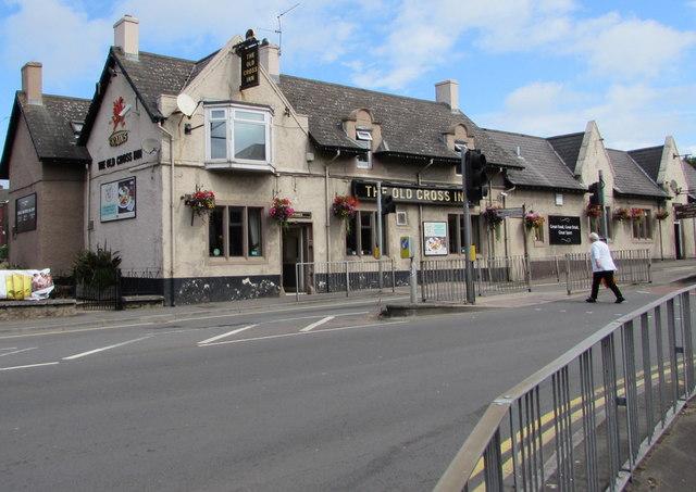 Old Cross Inn, Rumney, Cardiff