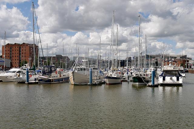 Humber Dock, Hull Marina