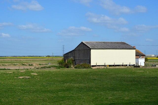 Barn, Pigwell