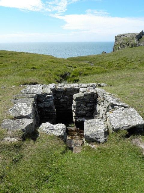 St Gwenfaen's Well