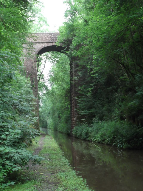 High Bridge, Woodseaves Cutting