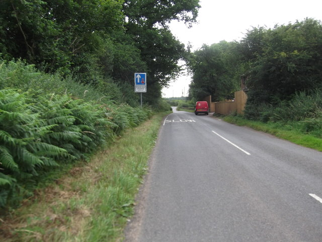 Haywood Lane