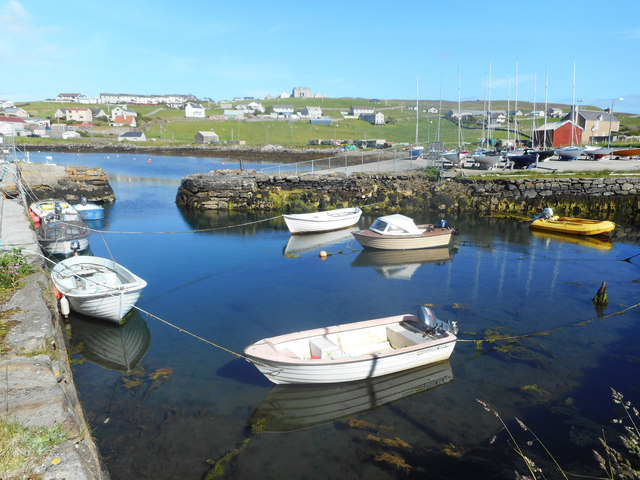 Small Boat Harbour, Symbister
