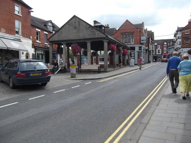 Buttercross, Market Drayton