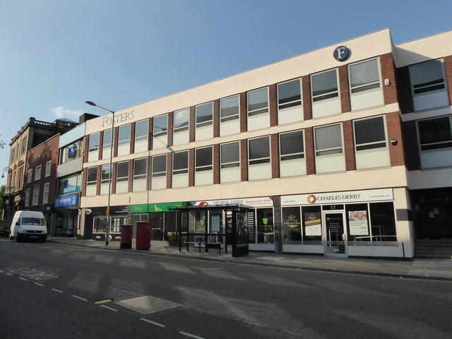 Business premises in Bank Plain